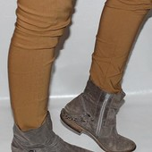 Ботинки 40 р Paul Green Германия кожа оригинал демисезон