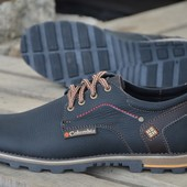 Мужские туфли Columbia натур кожа
