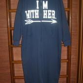Пижама мужская, с начесом, размер XL, рост д 190 см, новая без бирки