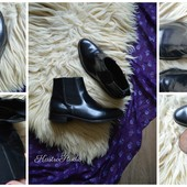 Шикарные мужские ботикни-челси Samuel Windsor Handmade , р-р 43