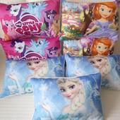 Frozen холодное сердце фроузен подушка декоративная 3 D