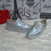 Женские криперы  туфли