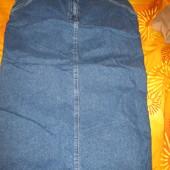 Юбки  джинсовые,р.46-48 и р.50.Одна на выбор.