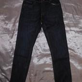 Темно-синие джинсы Manguun, Германия, на девочку 13 лет, рост 164 см