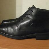 ботинки шикарные Ecco Gore-Tex