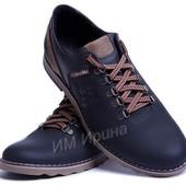 Спортивные кожаные туфли Columbia Nubuck