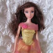 Кукла барби Бель в сияющем платье Disney