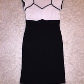 Элегантное трикотажное платье b.p.c. размер Л.