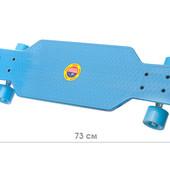 Скейт 73см, колеса PU
