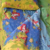 Спальный комплект в детскую кроватку''Ариэль''