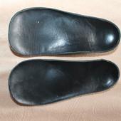 Ортпедическая стелька 16,0 см, натуральная кожа