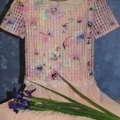 Красивое платье для девочки с жемчужным воротником от George