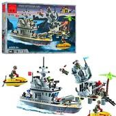 Конструктор 819 Brick корабль