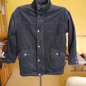 Куртка вельветова  на 58-60 розмір bHS