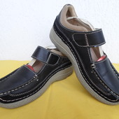 Туфли кожаные Wolky р. 37