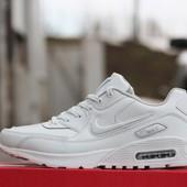 Кроссовки  Nike Airmax  білі