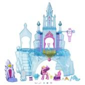 май литл пони Замок Кристальной Империи my little pony explore equestria crystal empire castle