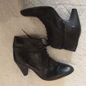кожаны деми ботинки Roberto Santi  27см Италия