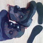 Ботинки зимние Viking 31 по стельке 20см