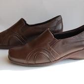 """Туфли кожаные """"Ara"""" 38-39р. (25 см стелька)"""