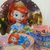 Детская посуда Принцесса София
