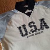 Фирменная футболка тениска Tommy Hilfiger р.46-48 М