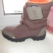 Зимние термо ботинки Quechua Novadry 38 р.