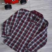 Рубашка Matalan 4-5 л Хлопок