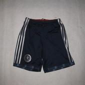 9-12 лет, спортивные шорты Adidas, оригинал