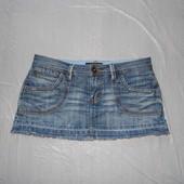 S-M, поб 46-48, юбка джинсовая Miss Selfridge