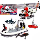 Игровой набор «Морская спасательная служба» Dickie 382 5003