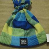 Новая фирменная флисовая шапка до 5 лет Англия, сток