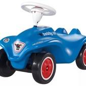 Big Чудомобиль машинка-каталка Безумные Гонки new bobby car blau 56201