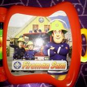 Интерактивная игрушка,книга Fireman Sam!!!В идеале!