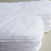 Вкладыши микрофибра в памперсы подгузники многоразовые