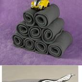 Вкладыши бумбук 5-ти слойные в памперсы подгузники многоразовые