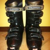 Лыжные ботинки Salomon evolution 7.7 38 р.