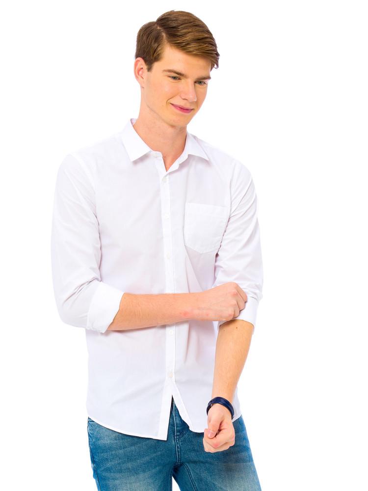 16-51 LCW 14-15 лет (рост 164-170) Рубашка подроствковая / для мальчика / школьная форма / сорочка фото №1