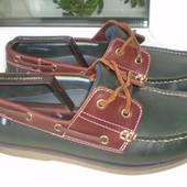 мужские туфли топсайдеры Marks & Spencer Blue Harbour
