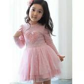 Очень красивые платья на девочек 2-6 лет