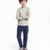 Хлопковые брюки, джинсы для мальчика от H&M из Германии