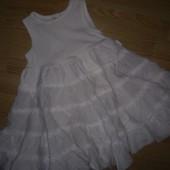 Платье на рост 86 см