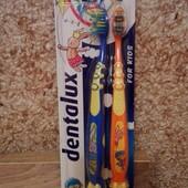 Детские зубные щетки, 2 шт, Германия зубные щетки для детей