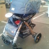 Прогулочная коляска Baciuzzi B12 jeans