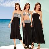 Первый пункт шопинг-программы отпускницы - пляжное платье 3 в 1 Tchibo, Германия