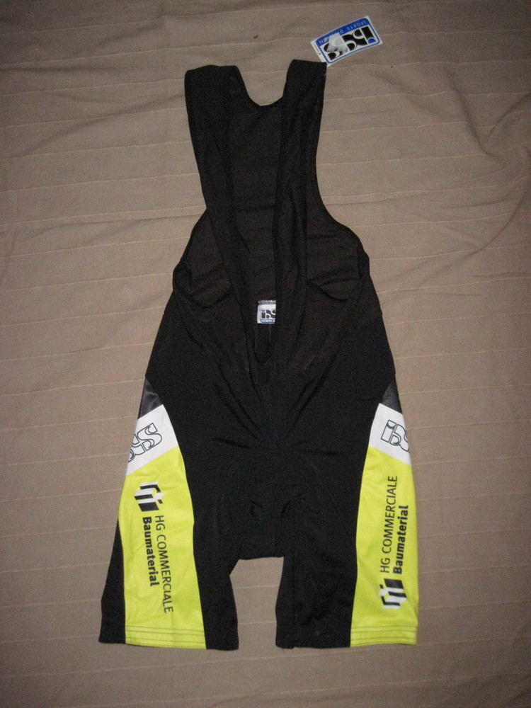 Новый IXS (M) волоформа велокомбез мужской фото №1