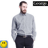 Рубашка George р. S - M, ворот 37 см. Состояние новой