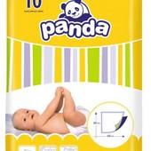 Одноразовые пеленки Panda (Панда)  10шт. Польша
