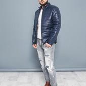 Новинка!!Мужская куртка.Размеры: 46- 52
