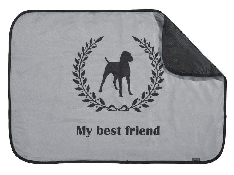 Подстилка коврик для собаки с ABS 100x70  Zoofari Германия фото №1